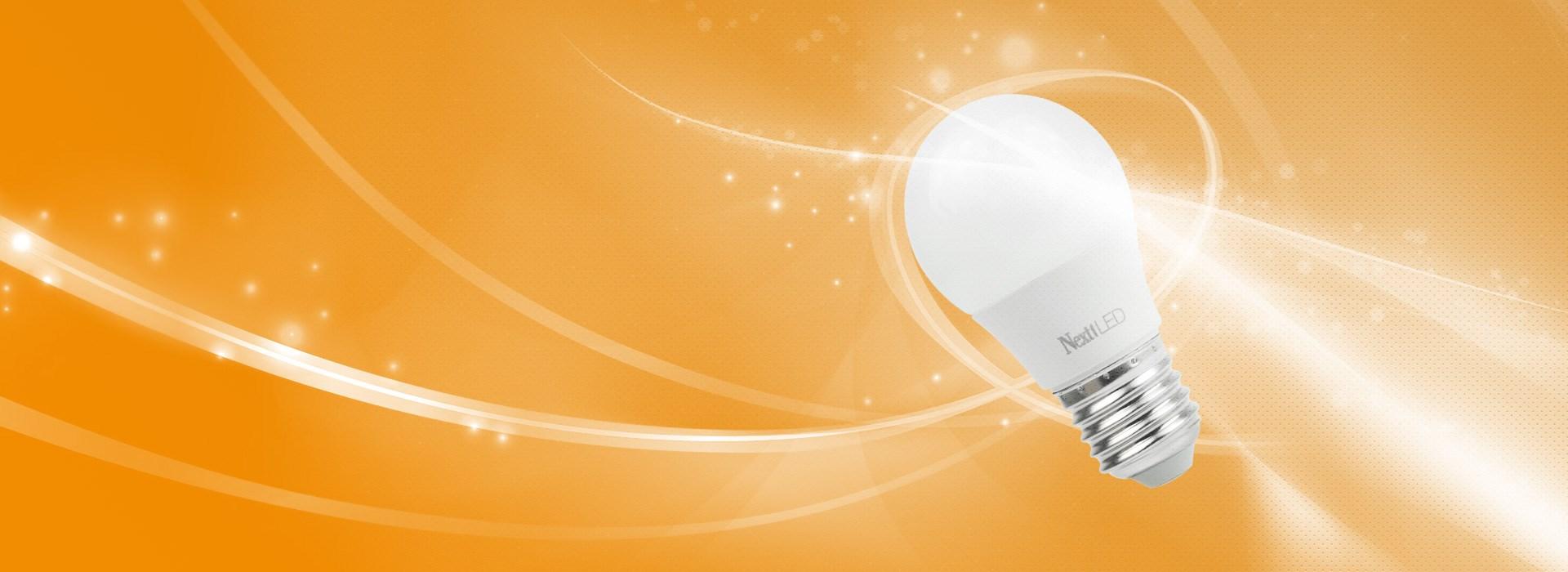 Next E27 LED 3W SICAK