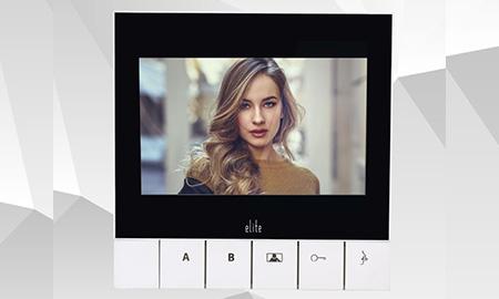Mas Elite 4,3 Görüntülü Diyafon